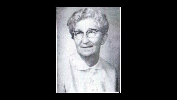 Miss Masnor in the 1965 Willamizzou