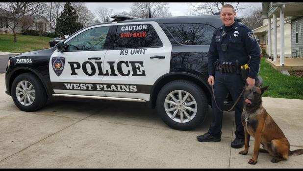 courtesy photo/West Plains Police
