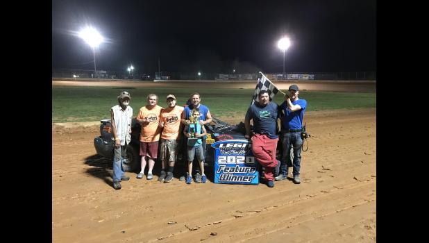 Cruiser Winner Davey Chaney & Justin Benton