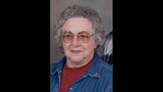 Zella Mae Davis