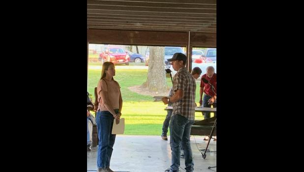 Howell County News/Sandy Whitaker